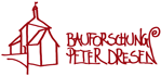 Peter Dresen Bauforschung Logo